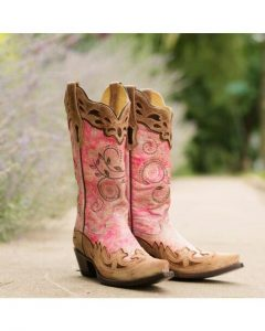 The ultimate pink cowgirl boots www.pinterest.com